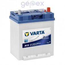 Autó akkumulátor Varta Blue Dynamic 12V-40Ah jobb+ 540125