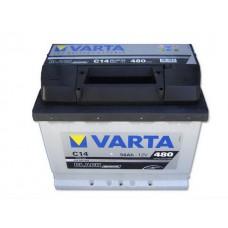 Autó akkumulátor Varta Black Dynamic 12V-56Ah jobb+ 556400