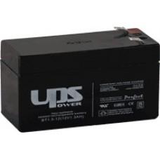 UPS Power zselés akkumulátor 12V-1,3Ah