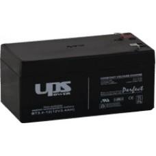 UPS Power zselés akkumulátor 12V-3,3 Ah
