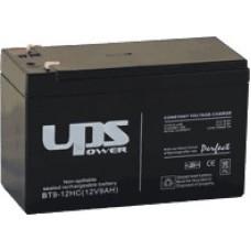 UPS Power zselés akkumulátor 12V-9Ah