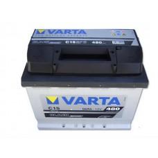 Autó akkumulátor Varta Black Dynamic 12V-56Ah bal+ 556401