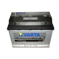 Autó akkumulátor Varta Black Dynamic 12V-90Ah jobb+ 590122