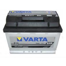 Autó akkumulátor Varta Black Dynamic 12V-70Ah jobb+ H6 570409