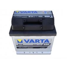 Autó akkumulátor Varta Black Dynamic 12V-45Ah jobb+ 545412