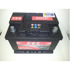 Autó akkumulátor A.B.S Universal 12V-55Ah jobb+ 555500