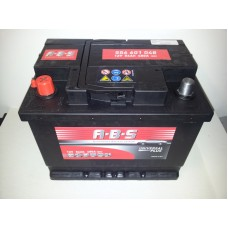 Autó akkumulátor A.B.S Universal Plus 12V-56Ah bal+ 556601