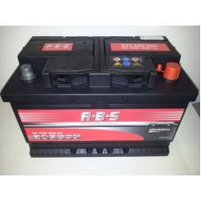 Autó akkumulátor A.B.S Universal 12V-72Ah jobb+ 572500