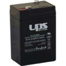 UPS Power zselés akkumulátor 6V 4,5Ah