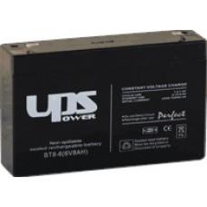 UPS Power zselés akkumulátor 6V 8Ah
