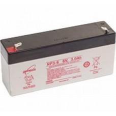 Genesis zselés akkumulátor 6V 3Ah NP3-6NFR