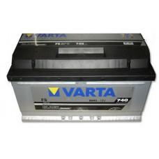 Autó akkumulátor Varta Black Dynamic 12V-88Ah jobb+ 588403