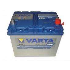 Autó akkumulátor Varta Blue Dynamic 12V-60Ah jobb+ D23L 560410