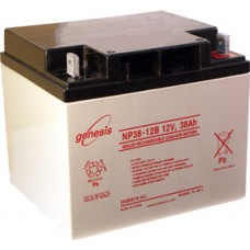 Genesis zselés akkumulátor 12V 38Ah NP38-12 R FR