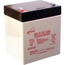 Genesis zselés akkumulátor 12V 5Ah NP5-12FR
