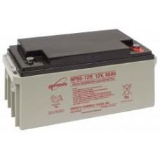 Genesis zselés akkumulátor 12V 65Ah NP65-12NFR