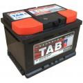 TAB autó akkumulátor 12V-62Ah jobb+