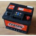 Autó akkumulátor Perion 12V-44Ah jobb+ 544402