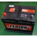 Autó akkumulátor Perion 12V-68Ah Japán házas bal+ 568405