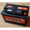 Autó akkumulátor Perion 12V-72Ah jobb+ 572409