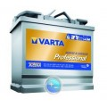 Meghajtó akkumulátor Varta Professional 12V-60Ah jobb+