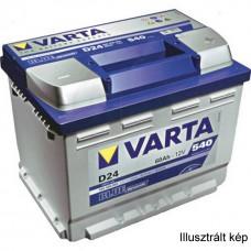 Autó akkumulátor Varta Blue Dynamic 12V-60Ah bal+ H5R 560127