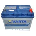 Autó akkumulátor Varta Blue Dynamic 12V-70Ah jobb+ 570412