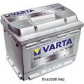 Autó akkumulátor Varta Silver Dynamic 12V-110Ah jobb+ H9 610402